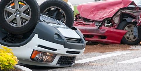 Я пострадал в дорожной аварии